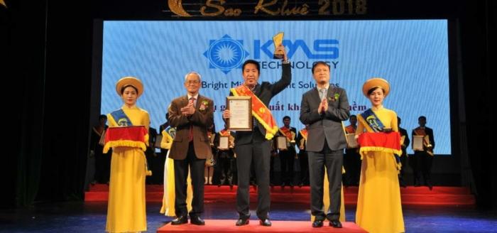 KMS Sao Khue Award 2018