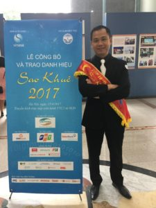 KMS Technology Sao Khue awards