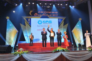 KMS Technology Sao Khue Award 2017